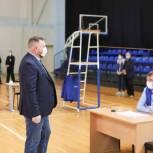 Алексей Артюхин проголосовал на выборах в Шатуре