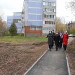 Елена Волкова приняла участие в выездном совещании по проектам местных инициатив