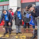 Качество доступной среды у МФЦ в Одинцово проверили местные единороссы