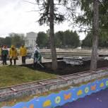 В Башкортостане на благоустройство парков и скверов выделено более миллиарда рублей