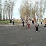 В Шилове прошла традиционная «Прогулка с врачом»