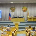 В ходе сессии Госсовета состоялся ряд кадровых назначений