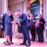 В Ферзиковском районе поздравили педагогов