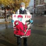 Молодая Гвардия в Коми подключилась к борьбе с COVID-19