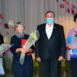 Сергей Ищенко поздравил приморских педагогов с их профессиональным праздником