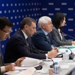 Павел Качкаев: Благоустройство в рамках партпроекта «Городская среда» ведется, несмотря на продолжение пандемии