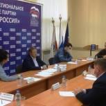 Панков: Местные отделения играют большую роль в работе с жителями
