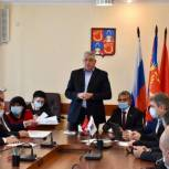 Тарас Ефимов принял участие в семинаре для депутатов-единороссов Балашихи