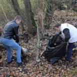 В Егорьевске участники экозабега собрали 8 кубометров  мусора