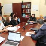 Депутат Госдумы Александр Хинштейн провел личный прием граждан в Самаре