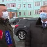 Борис Хохряков проконтролировал реализацию нацпроектов в Нижневартовске