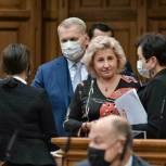 Алла Полякова: «Чистая страна» - за наделение правительства региона полномочием проводить сводные расчеты загрязнения воздуха
