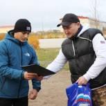 В Нарьян-Маре спортивные активисты провели открытую тренировку по воркауту