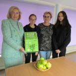 Рязанская область присоединилась к акции сторонников «Яблоко за батарейку»