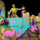 В рамках партпроекта «Единой России» «Культура малой Родины» в Магадане поставили новый детский спектакль