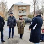 Депутаты-единороссы Балашихи побывали на встрече с жителями микрорайона Северный