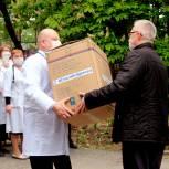 «Единая Россия» мобилизует волонтерские центры врегионах всвязи спиковой нагрузкой насистему здравоохранения