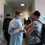 Волонтёры партийного проекта «МедПоддЕРжка» приходят на помощь медикам в больницах Ижевска