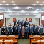 Депутаты Курской областной Думы VI созыва провели заключительное заседание