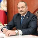 Кандидат от «Единой России» Сергей Меликов избран главой Республики Дагестан