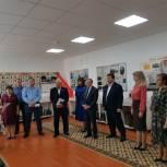 На Ставрополье открыли школьный музей имени Героя России Бондаренко Олега Вячеславовича