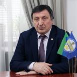 Муртазали Рабаданов пожелал Сергею Меликову успехов на высшем государственном посту