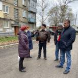 Депутаты-единороссы контролируют ремонты дорог и дворов
