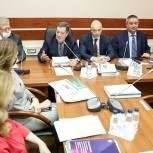 Депутаты обсудили с главой Счетной палаты и министром финансов исполнение бюджета 2020 года