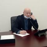 Александр Ковалев ответил на вопросы жителей Тульской области