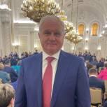 Владимир Плотников: «Единая Россия» сохранила конституционное большинство голосов