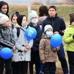 В Алексеевском городском округе появилась новая спортивная площадка