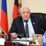 Единороссы поздравляют Николая Жеребилова с Днем рождения