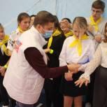 Караваевские школьники стали заметнее на дороге