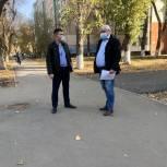 Дмитрий Плеханов: Транспортный налог позволил отремонтировать более 50 км дорог в Энгельсе.