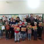 Дагогнинское местное отделение «Единой России» организовало конкурс рисунков «Мой папа самый лучший»