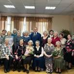 Единороссы Солнечногорска посетили центр социального обслуживания
