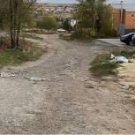 Зулта Цекиров встретился с жителями по вопросу строительства дороги