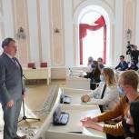 Валерий Лидин поблагодарил активистов корпуса наблюдателей «За чистые выборы»
