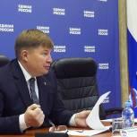 Вячеслав Григорьев: «На выборах ЕДГ-2020 «Единая Россия» показала достойные результаты»