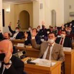 Депутаты думы Ростова-на-Дону переизбрали Зинаиду Неярохину главой города