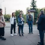 Студентам-политологам рассказали о трудовых подвигах саратовцев