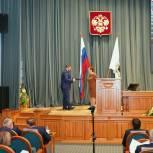 Фракция «Единой России» в областной Думе пополнилась новым депутатом