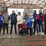 В Коми прошла серия субботников «Единой России» по уборке улиц от предвыборной агитации