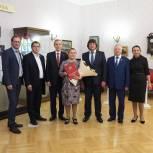 Выставка иллюстраций к сказке «Конек-Горбунок» открылась во Дворце наместника в Тобольске