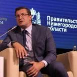 Глеб Никитин: Пандемия ускорила цифровизацию региона