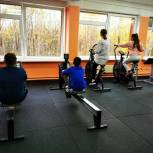 В оленегорской школе установлено новое спортивное оборудование