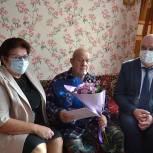 Депутаты-единороссы чествуют ветеранов