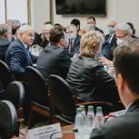 Дмитрий Патрушев: Минсельхоз рассчитывает на содействие «Единой России» при рассмотрении проекта бюджета