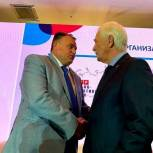 Юрий Уткин выступил на форуме «Устойчивое развитие северных территорий»