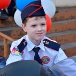 Детский автогородок открылся в Хабаровской школе